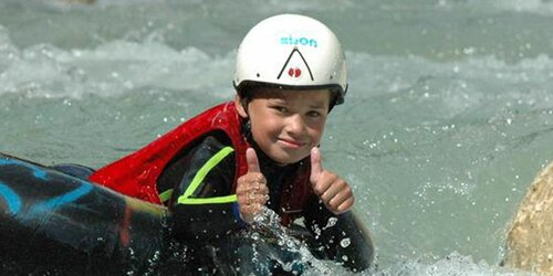 Whitewaterfun in Alpbachtal - Tiroler Seenland