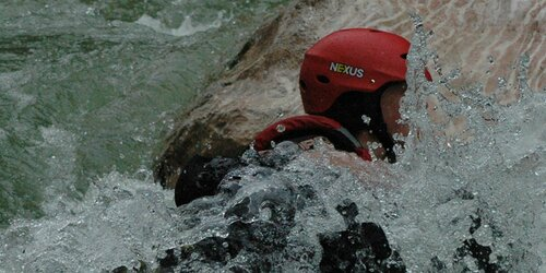 Whitewater fun in Alpbachtal - Tiroler Seenland