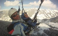 Tandemflights in Winter in Alpbachtal
