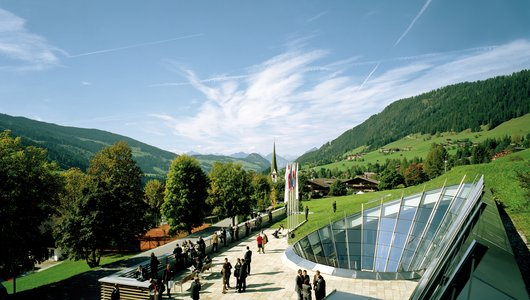 Congress Centre Alpbach in Summer