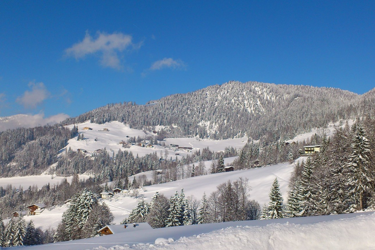 Winter in Brandenberg