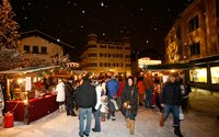 Christmas market in Brixlegg