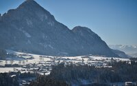 Reith im Alpbachtal in Winter