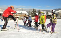 Children's Ski School in Reith im Alpbachtal