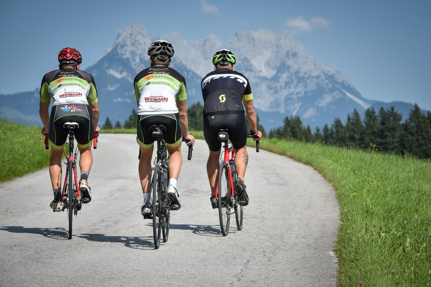 Racecycling in Alpbachtal