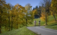 Cycling Reitherkogel