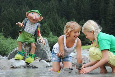 Family holiday in Alpbachtal