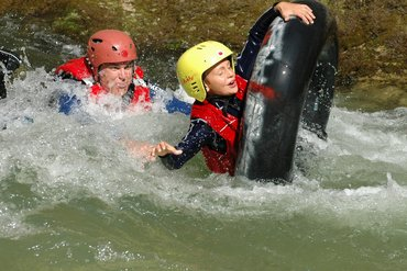 Sport Ossi - Whitewater Action at Brandenberger Ache