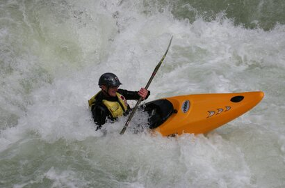 Kajak - Whitewater Fun with Sport Ossi