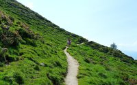 Panoramic trail at  theWiedersbergerhorn in Alpbach