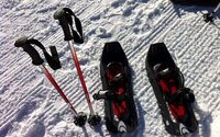Snow shoes in Alpbach