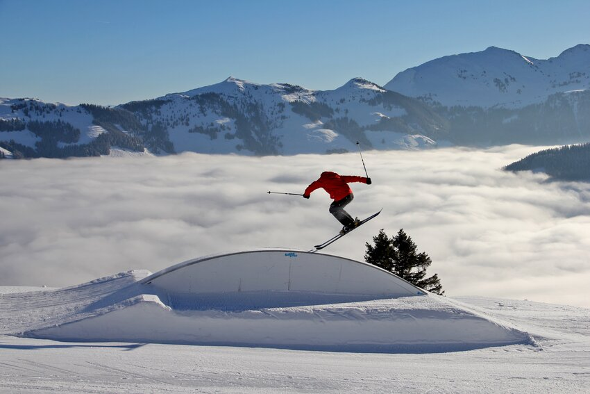 Snow Park in Alpbach