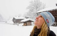Hiking in Winter - Museum Tyrolean Farmhouses