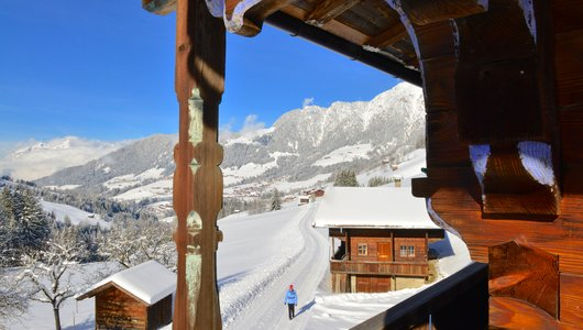 Winterwalk in Alpbach