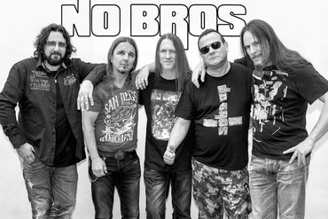 No Bros - Klaus Schubert | © Mike´s Metal Store