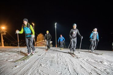 Tourengeherabend am Reither Kogel | © Shoot+Style