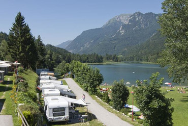 Camping Seehof im Sommer | © Camping Seehof