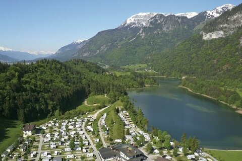 Camping Seeblick Sommer | © Camping Seeblick
