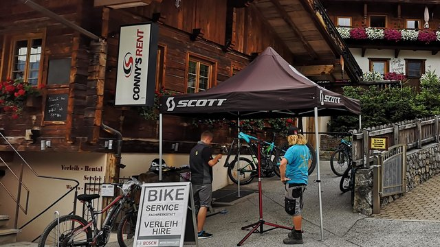 Bike Center Alpbach | © Alpbachtal Tourismus