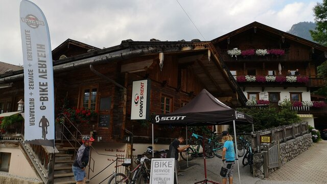 Alpbach Bike Center | © Alpbachtal Tourismus