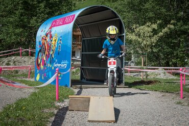 Inneralpbach E-Trial Park | © Galtenberg Family & Wellness Resort