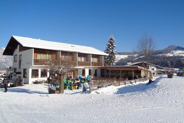 Liftcafe Heisn Winter | © Liftcafe Heisn