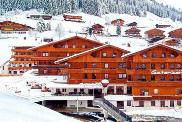 Galtenberg Resort im Winter | © Galtenberg Resort 4*S Ciacos GmbH