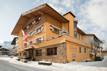 Hotel Stockerwirt Winter | © Hotel Stockerwirt