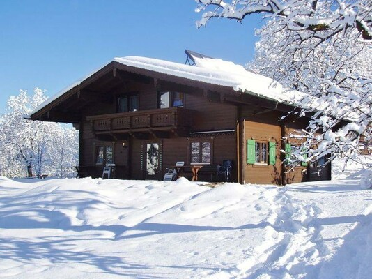 chalet Rosa winter