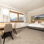 Photo of Family room Alpbachtal 2 bed rooms | © Stockerwirt