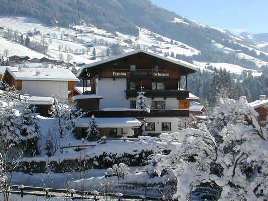 Pension Achensee Winter | © Pension Achensee