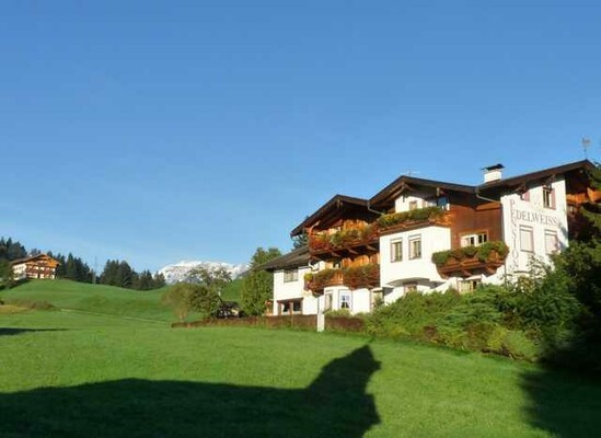 Pension Edelweiss Sommer | © Pension Edelweiss